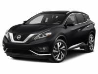 Certified 2015 Nissan Murano Platinum SUV in Jackson MS