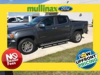 Used 2016 GMC Canyon SLT Truck Crew Cab V-6 cyl in Kissimmee, FL