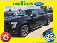 Used 2017 Ford F-150 XLT Sport W/ Luxury Package, 20 Wheels Truck SuperCrew Cab V-6 cyl in Kissimmee, FL