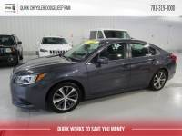 PRE-OWNED 2016 SUBARU LEGACY 3.6R LIMITED AWD