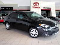 Certified Pre-Owned 2016 Toyota Corolla LE FWD 4dr Car