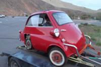1958 BMW Isetta 300- Dry Climate Survivor – A rare Micro Car with superb body