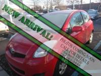 Used 2009 Toyota Yaris Base For Sale In Ann Arbor