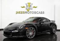 2014 Porsche 911 Turbo Coupe (CPO WARRANTY UNTIL JULY 2020!)