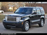 2009 Jeep Liberty Limited 4X4 for sale in Flushing MI