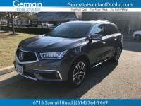 Used 2017 Acura MDX 3.5L For Sale Dublin OH | Stock# H190326A