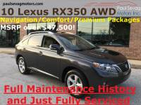 Used 2010 LEXUS RX 350 AWD Premium For Sale | West Chester PA
