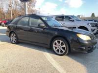 Used 2007 Subaru Impreza WRX Wagon DOHC Intercooled Turbocharged For Sale Phoenixville, PA