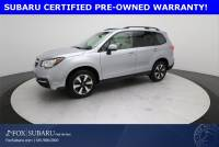 Pre-Owned 2018 Subaru Forester 2.5i Premium SUV for sale in Grand Rapids, MI