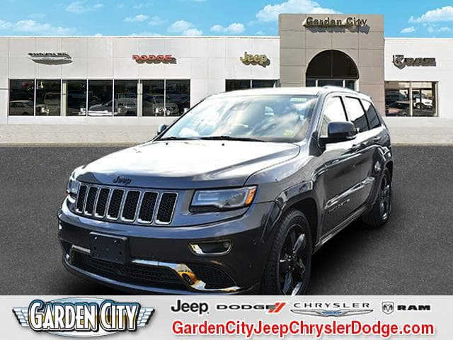 Photo Certified Used 2015 Jeep Grand Cherokee High Altitude 4WD High Altitude For Sale  Hempstead, Long Island, NY