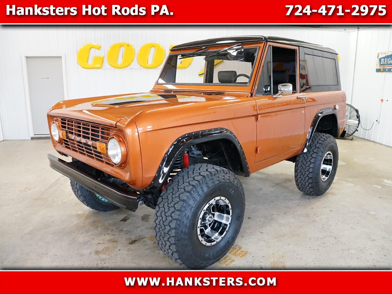 Photo 1976 Ford Bronco 4WD