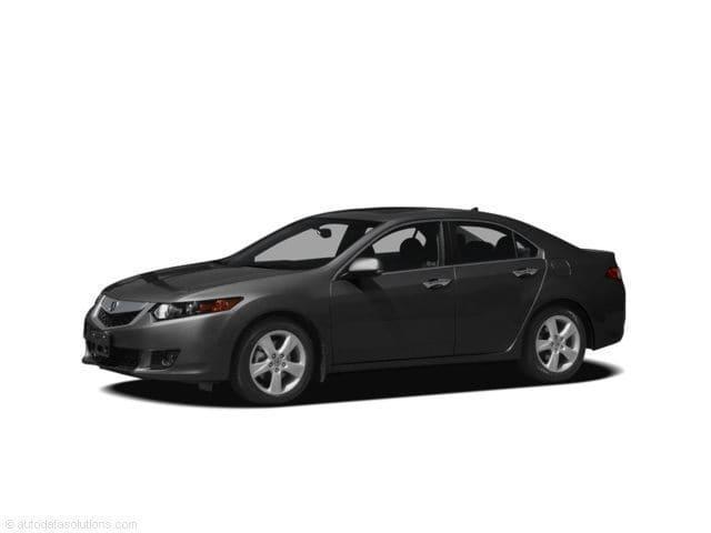 Photo 2009 Acura TSX Base wTechnology Pkg Sedan Front-wheel Drive  near Orlando FL