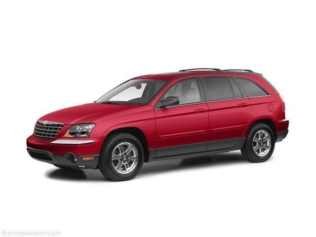 Photo Used 2006 Chrysler Pacifica Touring in Marysville, WA