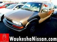Used 2002 Chevrolet Blazer LS SUV in Waukesha, WI