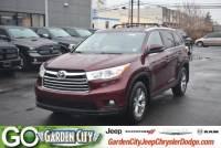 Used 2014 Toyota Highlander XLE AWD V6 XLE For Sale | Hempstead, Long Island, NY