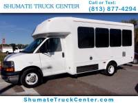 2015 Chevrolet C4500 15 + 2 Chairs Mobility Bus