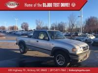 Used 2002 Mazda B-Series 4WD Truck SE Pickup