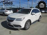 2015 Acura MDX MDX with Advance and Entertainment Packages SUV