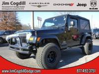 2005 Jeep Wrangler Unlimited SUV in Knoxville