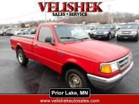 1997 Ford Ranger XL 2.3 2WD