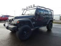 2015 Jeep Wrangler Unlimited Sport 4x4 SUV in Longview, WA