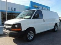 Pre-Owned 2014 Chevrolet Express Cargo Van 1500 Regular Wheelbase Rear-Wheel Drive VIN 1GCSGAFX7E1130745 Stock Number 7510P