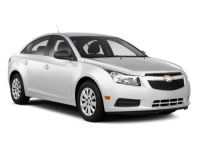 Pre-Owned 2012 Chevrolet Cruze 2LT FWD 4D Sedan