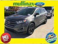 Used 2018 Ford Edge SEL Sport Package W/ Panoramic Roof SUV I-4 cyl in Kissimmee, FL
