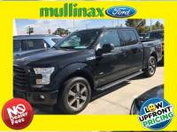 Used 2017 Ford F-150 XL Sport W/ Luxury Package, 20 Wheels Truck SuperCrew Cab V-6 cyl in Kissimmee, FL