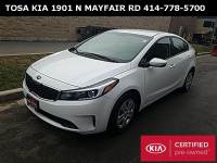 2018 Kia Forte LX Sedan For Sale in Madison, WI