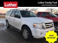 2012 Ford Expedition EL 4WD 4dr XLT SUV V-8 cyl