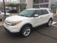 2013 Ford Explorer Limited w/Luxury, BLIS, and 2-Row Bucket Seat Pack in Chantilly