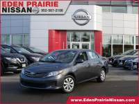 Pre-Owned 2013 Toyota Corolla LE FWD 4dr Car