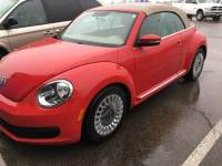 Used 2015 Volkswagen Beetle Convertible 1.8T For Sale in Monroe OH