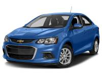Used 2017 Chevrolet Sonic LT Auto Sedan I-4 cyl in Clovis, NM