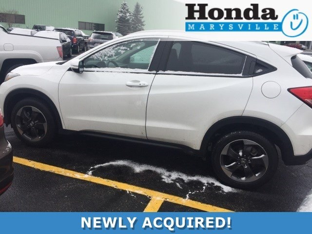 Photo Used 2018 Honda HR-V EX-L SUV