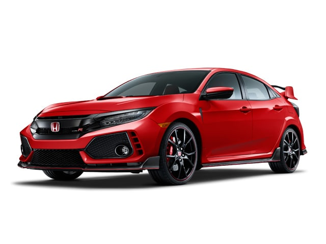 Photo Used 2018 Honda Civic Type R Touring Hatchback