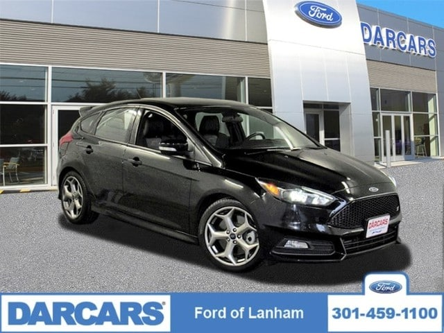Photo 2016 Ford Focus ST 4-Cyl Engine