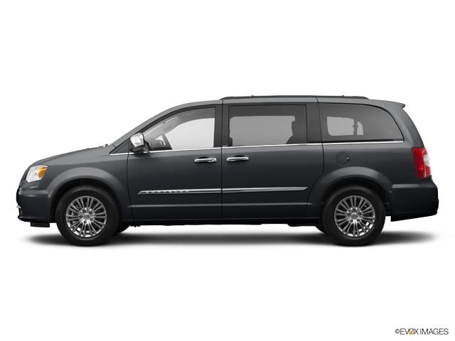 Photo 2014 Chrysler Town  Country Touring Mini-van, Passenger
