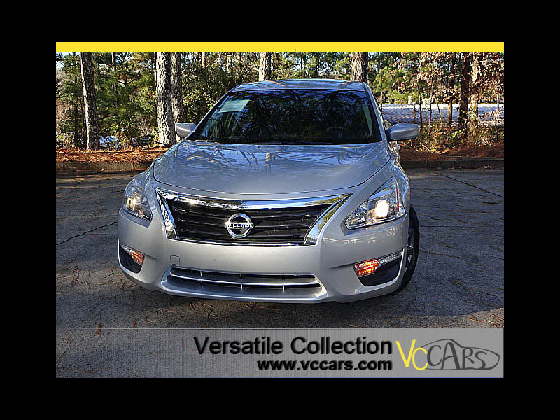 Photo 2015 Nissan Altima 2.5 S Sports Package Back Up Camera Spoiler Alloys