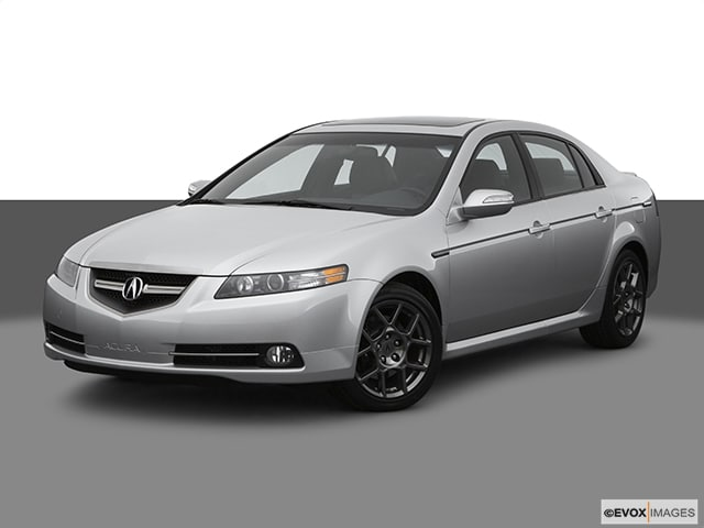 Photo Used 2007 Acura TL Type S wNav System in Johnston