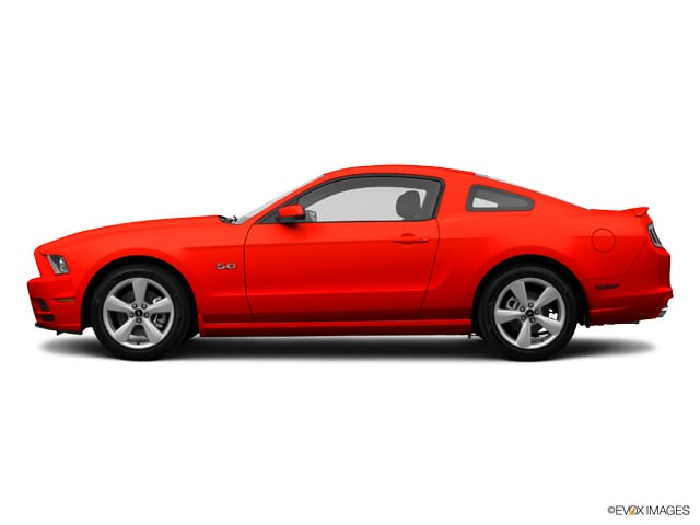 Photo Used 2014 Ford Mustang GT Coupe V8 Ti-VCT 32V for sale in OFallon IL
