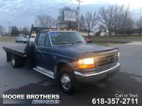 1994 Ford F-350 Chassis Cab Reg Cab XL DRW Flatbed