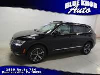 2018 Volkswagen Tiguan 2.0T SUV in Duncansville   Serving Altoona, Ebensburg, Huntingdon, and Hollidaysburg PA