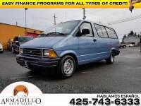 1989 Ford Aerostar Extended