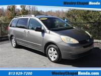 Pre-Owned 2005 Toyota Sienna LE FWD 4D Passenger Van