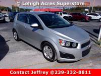2013 Chevrolet Sonic LT Auto Hatchback For Sale in LaBelle, near Fort Myers