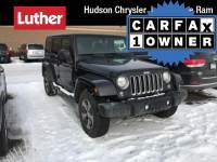 2018 Jeep Wrangler JK Unlimited 4x4 SUV