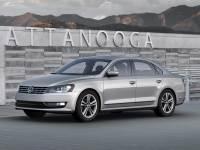 2013 Volkswagen Passat 2.5 SE Sedan Front-wheel Drive