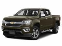 2016 Chevrolet Colorado 2WD WT 2WD Crew Cab 128.3 WT 4